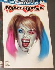 HARLEY QUINN 1 JETPACK FORBIDDEN PLANET EXCLUSIVE VARIANT Palmiotti Conner DC