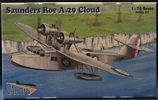 Valom Models 1/72 SAUNDERS ROE A.29 CLOUD Flying Boat