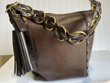 COACH LEGACY BOHEMIAN Leather Large DUFFLE 19904 ~RARE CHOCOLATE $698!!