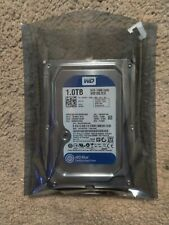Western Digital Blue WD10EZEX-60WN4A0 3.5in 1TB 7200 RPM SATA 6 Gb/s 64 MB Cach…
