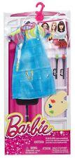 BARBIE Vestiti e Accessori - Abito da Artista Pittrice - Mattel dnt93 chj27