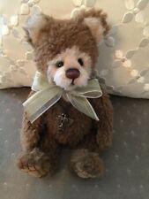 """Charlie Bears TIMMY TED 2019 Isabelle Mohair Collection 9"""" FREE US SHIP"""