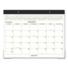 At A Glance Gg250000 Two Color Desk Pad 22 X 17 2021