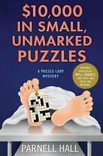 $10,000 in Small, Unmarked Puzzles: A Puzzle Lady Mystery (Puzzle Lady Mysteri..