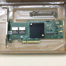 LSI SAS 9210-8i 8-port 6Gb/s PCIe x8 HBA RAID SATA Controller card=M1015 9211-8I