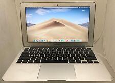 MacBook Air A1465 (2013) Intel Core i5 1.3GHz 4GB RAM 128GB SSD !READ! LPT-307