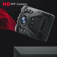 X5 Mini Camera WiFi Night Vision 1080P Wireless Surveillance Remote Monitor #B