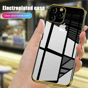 Shockproof Clear Phone Case Cover For iPhone 13 Pro Max 12 11 XR XS 6S 7 8 Plus