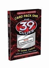 The 39 Clues: Cahills vs. Vespers Card Pack 1: The Marco Polo Heist (Cards)