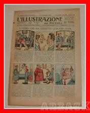 L'ILLUSTRAZIONE DEI PICCOLI n. 445 - 3 Dicembre 1922