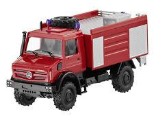 Mercedes Benz U 5023 Unimog Feuerwehr 1:87 Busch