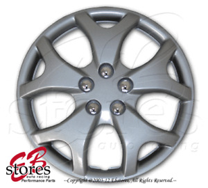 """14 inches Hubcap Wheel Rim Skin Cover Hub caps (14"""" Style#618) Single 1pc Qty 1"""