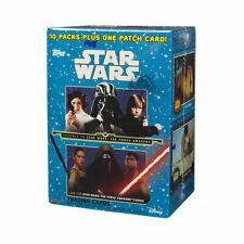 2015 Topps Star Wars Journey To The Force Awakens Blaster Box