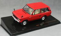 IXO Range Rover Velar Prototype in Red 1969 CLC179 1/43 NEW Land Rover