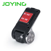 NEWEST JOYING Front Cam DVR 720P USB Plug SD For Universal Android Headunit