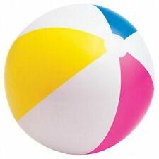"Intex 59020EP Glossy Panel Inflatable Beach Ball, 20"" (A-12)"