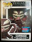 Funko POP Carnage Venom 926 NYCC FALL Convention 2021 IN Hand