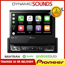 "Pioneer AVH-Z7200DAB 7"" Flip-Out DAB Car Play Android Auto Bluetooth Car Stereo"