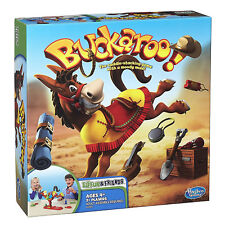 Buckaroo Kids Game Hasbro New
