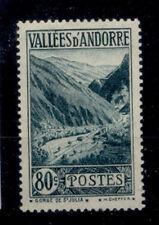 ANDORRE FRANCAIS 1937-1943 - 72 GORGES DE SAINT JULIA - NEUF LUXE **
