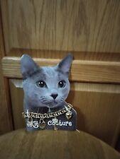 UnUnique Cat Charm Collar Nwt