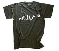 Standard Edition Discdogging Evolution hundesport agility hunde T-Shirt S-XXXL