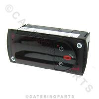 CAREL PZD0SNP0E1 230v DIGITAL FRIDGE CONTROLLER/THERMOSTAT C/W TEMPERATURE PROBE
