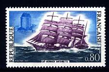 "FRANCE - FRANCIA - 1971 - Veliero ""Antoinette"" a Capo Horn"