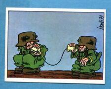 [GCG] STURMTRUPPEN - Corno 1977 - Figurina-Sticker - n. 202 -New