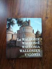 La Wallonie by D Polet photos by F Bremt 1978