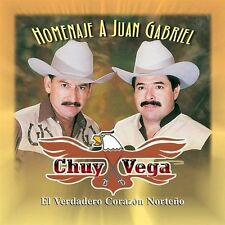 Vega, Chuy : Homenaje a Juan Gabriel CD