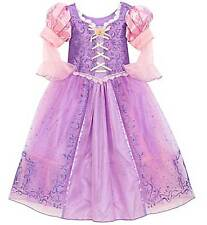 Disney Store Tangled Rapunzel Costume Party (L) Size 10 SOLD OUT RARE