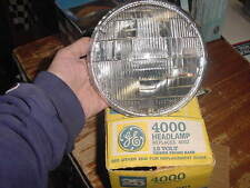 New Headlight 4000 BLOCK LETTERS Ford Torino T Bird Plymouth Chevy Chevelle GTO