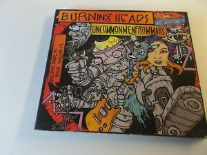 BURNING HEADS,UNCOMMONMEN FROM MARS,CD ALBUM,2005