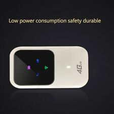 4G Wifi-Router Car Mobile Hotspot Wireless Broadband Pocket Mifi Unlock