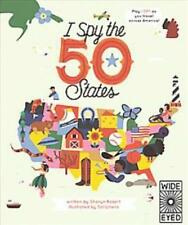 I SPY THE 50 STATES - NEW BOOK
