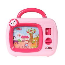 Wind Up TV Toy With Moving Screen and Music toy for Kid Baby Gift