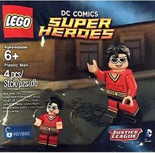 Lego Super Heroes Plastic Man 5004081 Polybag Brand New & Sealed