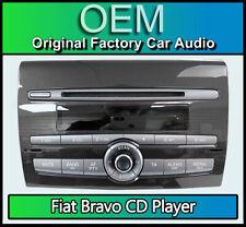 Fiat Bravo CD player radio car stereo with code, Fiat VP6FCF-18C815-AD 735451941