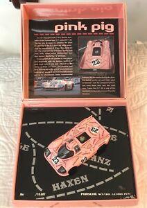 1/43 Minichamps Porsche 917/20 Pink Pig Le Mans 1971  In Original Box