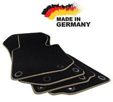 Premium tapices bmw 3 e36 cabrio negro gamuza beige calidad original