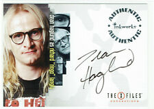 """X-Files Connections Autograph Card A-9 Dean Haglund as Richard """"Ringo"""" Langly A9"""