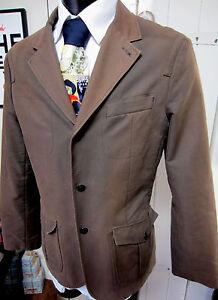 Armani Exchange Safari Style  Blazer Jacket UK 40 EU 50 Medium pristine
