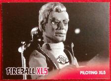 FIREBALL XL5 - Base Card #05 - PILOTING XL5 - Gerry Anderson Collection 2017