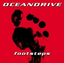 Oceandrive Footsteps (2008)  [Maxi-CD]