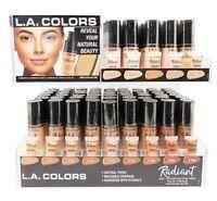 L.A. Colors Radiant Liquid Makeup Pick your Shade !