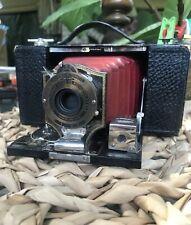 Easman Kodak No.3A Folding Brownie Antique Film Camera FPK Automatic Lens USA