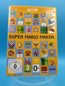 jeu video nintendo WII U PAL EUR TBE super mario maker