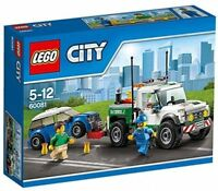LEGO CITY PICKUP CARRO ATTREZZI  5-12 ANNI ART 60081