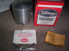 vintage snowmobile 1980-85 Yamaha SS 440 twin wiseco piston 1st Over NEW 2309P1